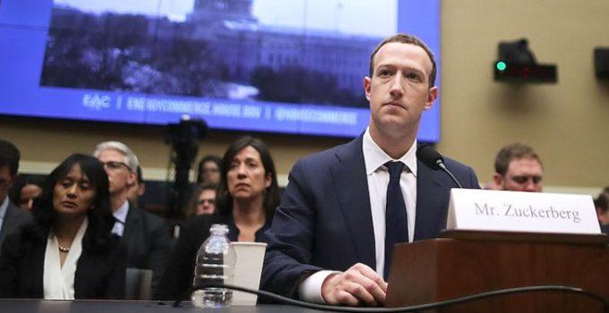 mark zuckerberg blocked facebook